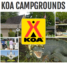 Southern Exposure Fishing - KOA Campgrounds